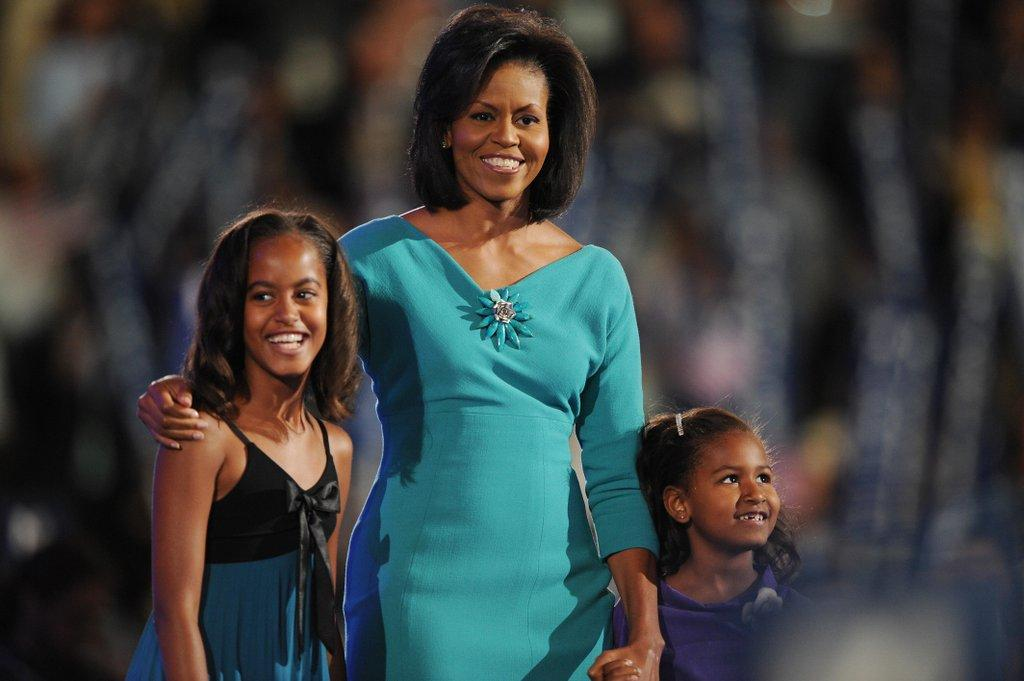 Sasha And Malia Obama Through The Years   POPSUGAR Celebrity