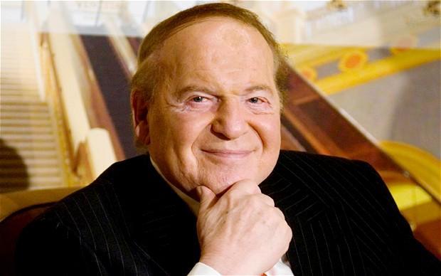 Sheldon Adelson Slips To 22 On Forbes 2016 Richest Billionaires List