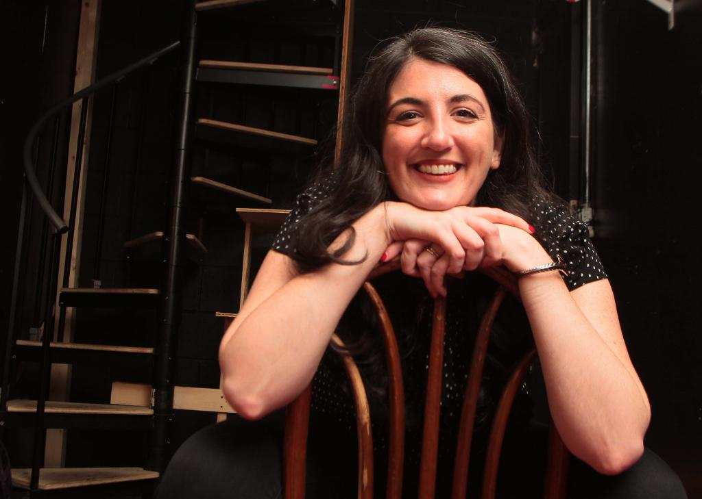 SNL' Writer Katie Rich Either Live From N.Y. Or Home In Chicago