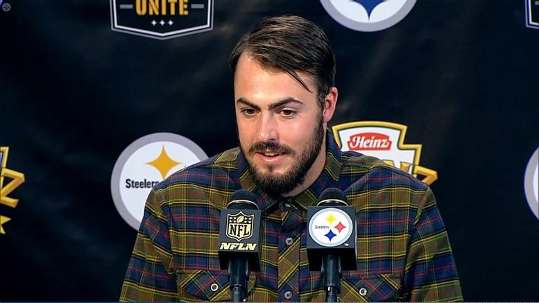 Steelers QB Landry Jones Admits It's Been A Long Road Since His Days