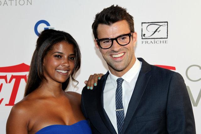 Steve Jones Marries Model Phylicia Jackson   The Huffington Post
