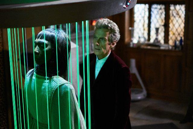 Still of Peter Capaldi in Doctor Who (2005)