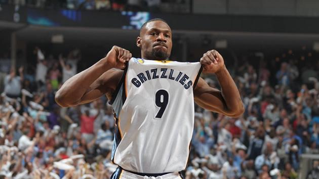 Tony Allen Named To NBA All-Defensive First Team   THE OFFICIAL SITE