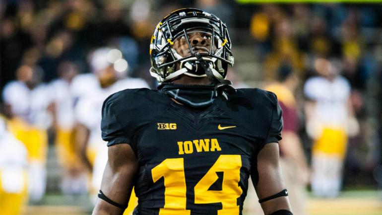 Top NFL Draft Prospects: Iowa's Desmond King Out To Prove Last Year