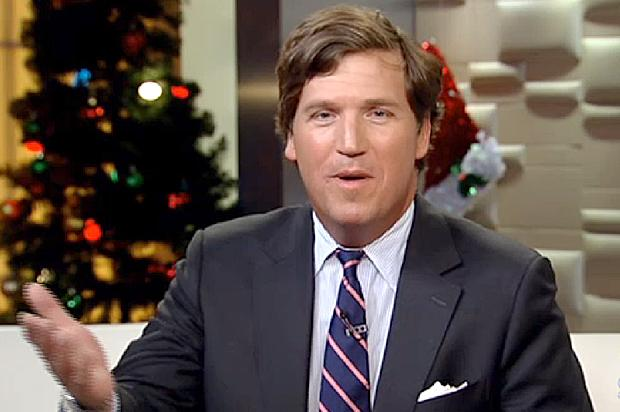 Tucker Carlson's Ultimate Humiliation: Corruption,    Journalism    & A