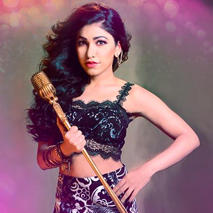 Tulsi Kumar Beautiful HD Wallpaper