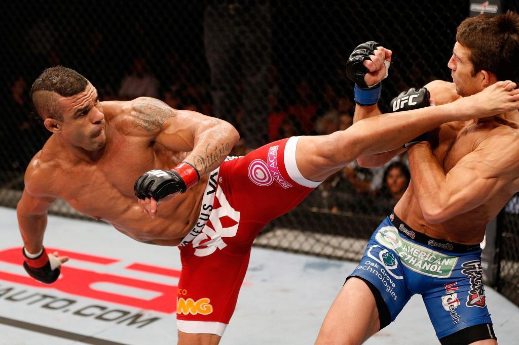UFC 204: Relembre Os 5 Melhores Nocautes De Vitor Belfort - YouTube
