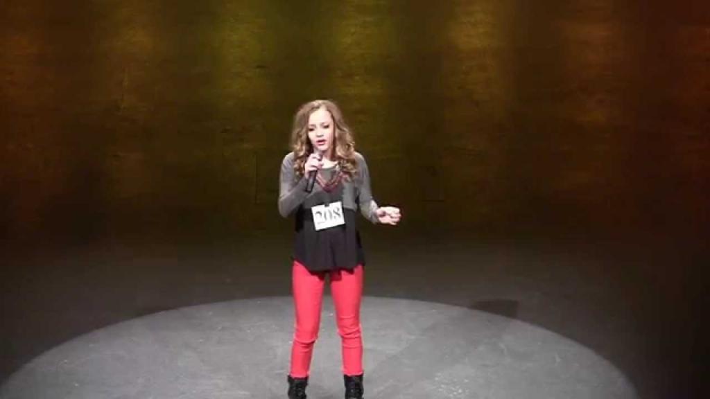 Vocal Sport V     Allison Ivy - YouTube
