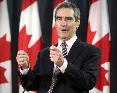 Wannabe Prime Minister Michael Ignatieff - Temporary Opposition