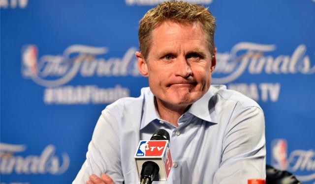 Warriors Coach Steve Kerr Had Back Surgery Twice This Summer