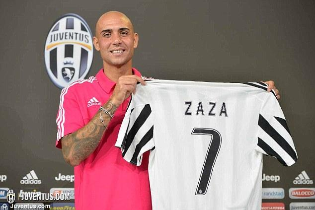 West Ham Targeting Juventus Striker Simone Zaza On A Season-long