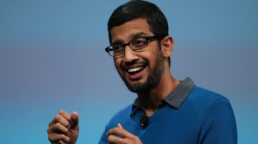 Who Is Google's New Chief, Sundar Pichai?