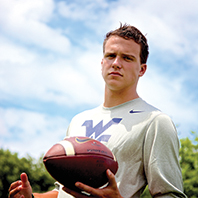 Why Did David Sills Opt For West Virginia University? - Delaware
