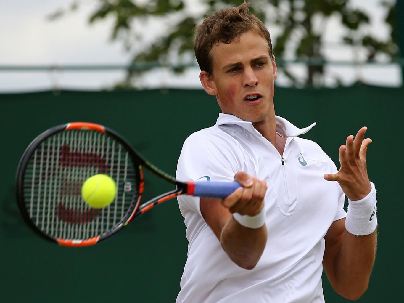Wimbledon 2015: Vasek Pospisil Books Quarter-final Against Andy