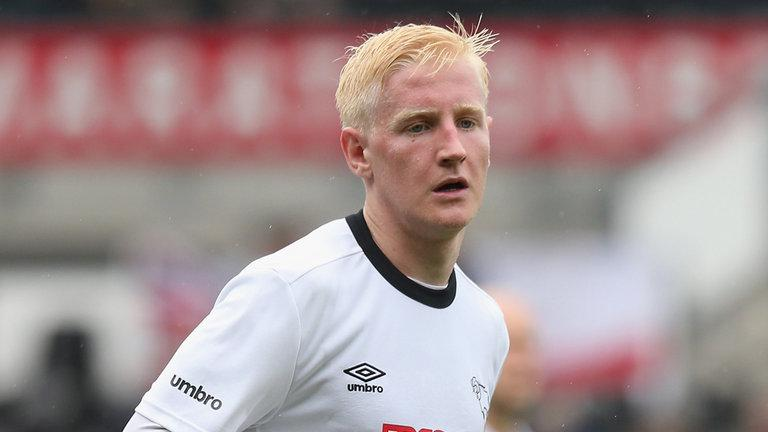 Watford Close To Signing Derby Youngster Will Hughes   Football News