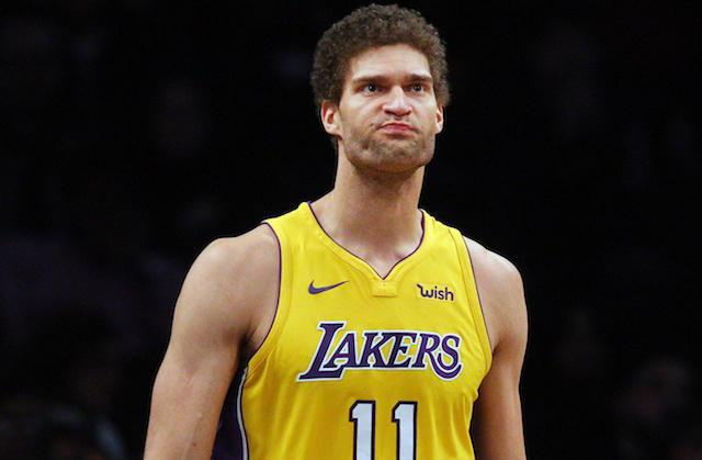 Lakers Rumors: Brook Lopez Would Prefer To Remain With Team Rather