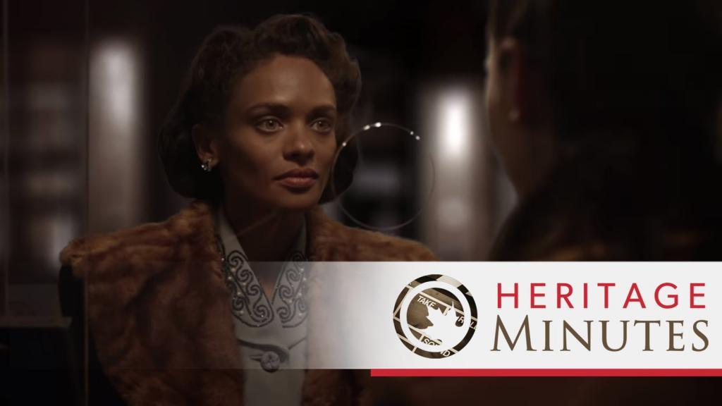 Heritage Minutes: Viola Desmond - YouTube