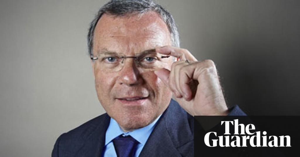 Sir Martin Sorrell: Advertising Man Who Made The Industry's Biggest