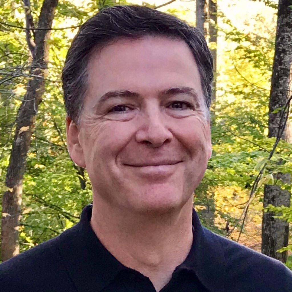 James Comey (@Comey) Twitter