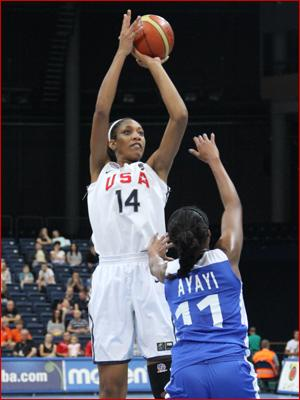 USA Basketball: A'ja Wilson