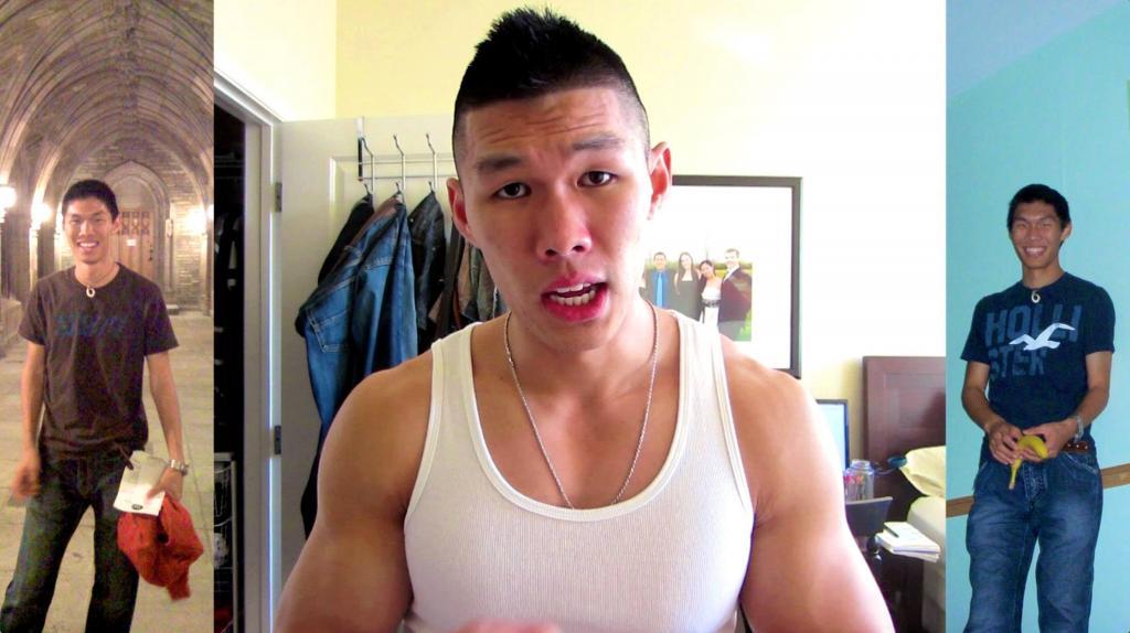 BULK UP WORKOUT QA Life After College Vlog Ep 168 YouTube
