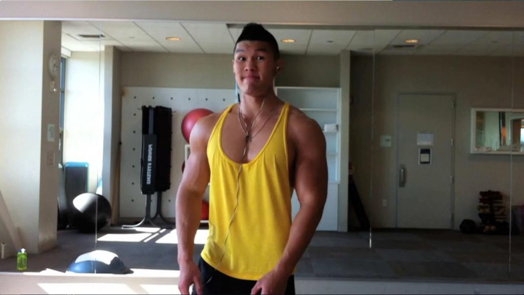 SWOLL CHEST DAY Life After College Vlog Ep 221 YouTube