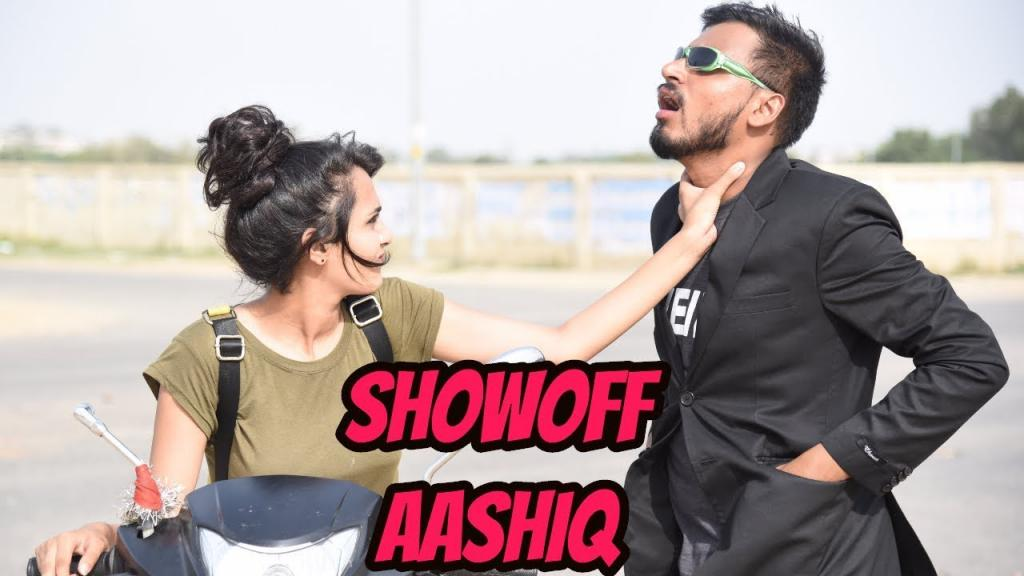 Showoff Aashiq Amit Bhadana YouTube
