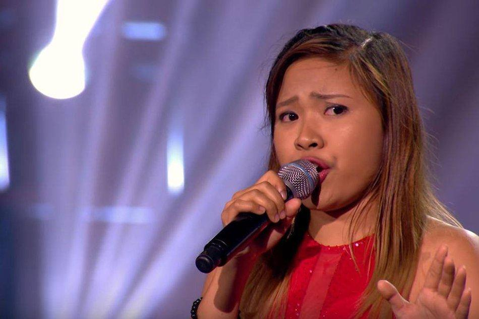 Alisah Bonaobra Secures Seat In 'X Factor UK' After Sing-off   ABS