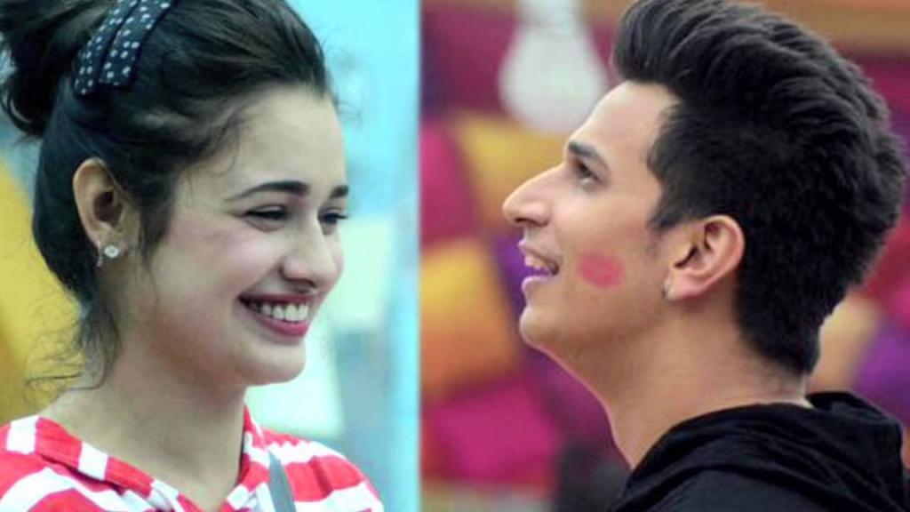 Bigg Boss 9 Yuvika Chaudhary Kiss Prince Narula YouTube