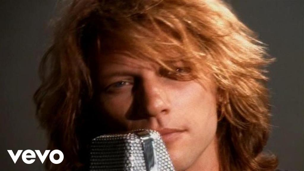 Bon Jovi Always YouTube