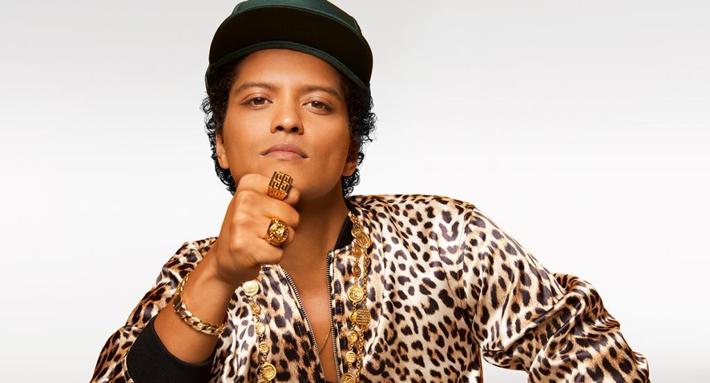 Bruno Mars 24K Magic World Tour I 24K Magic Available Now