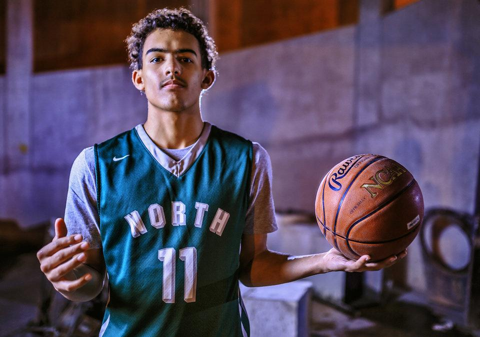 High School Notebook Norman North Star Trae Young Sets College