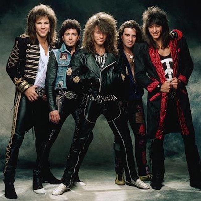Jon Bon Jovi Forms A Band Today In History Like Totally 80s