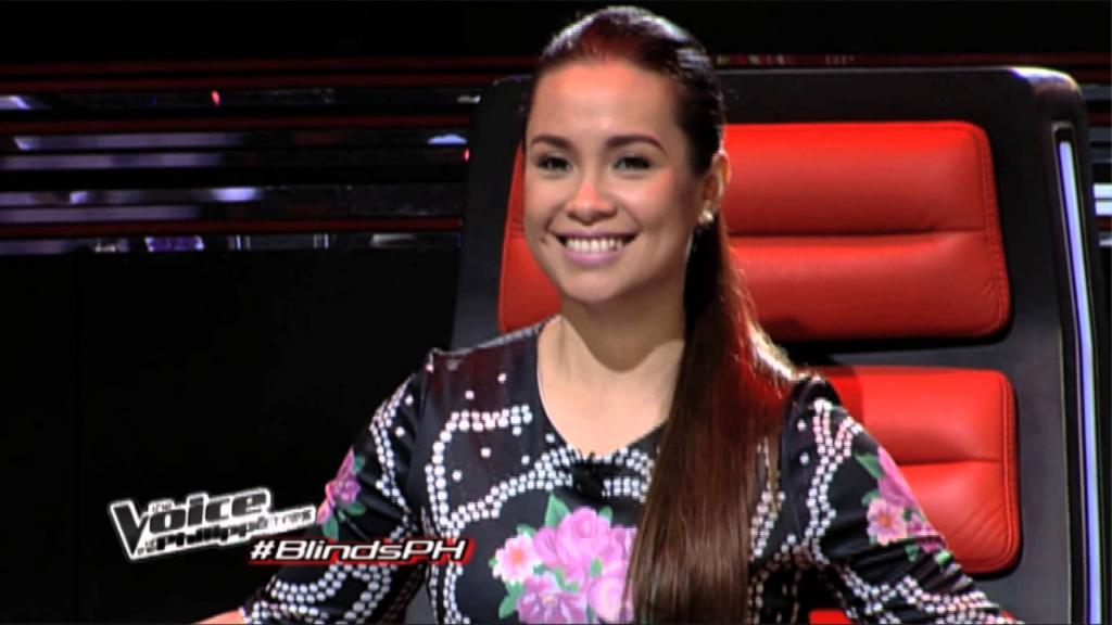 The Voice Of The Philippines Blind Audition    Domino    By Alisah
