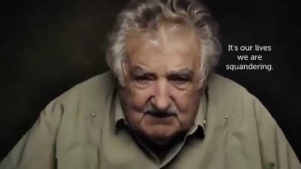 Video Viral 47 Segundos De Sabidur A De Jos Pepe Mujica YouTube