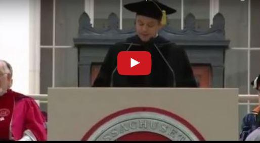 Matt Damon MIT Commencement Speech June 3 2016