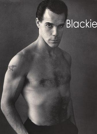 Blackie Dammett