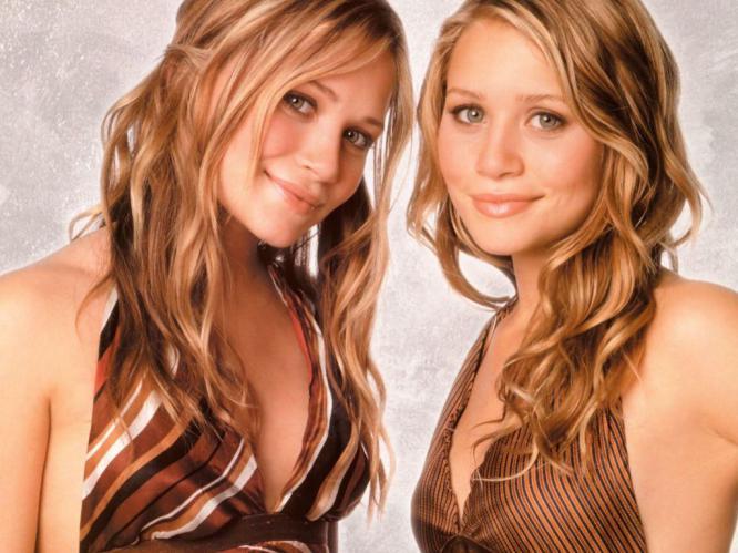 Mary-Kate Twins
