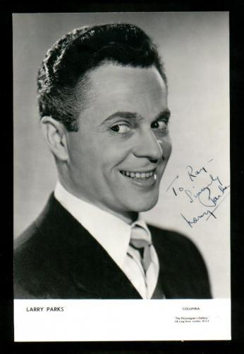 Larry Parks