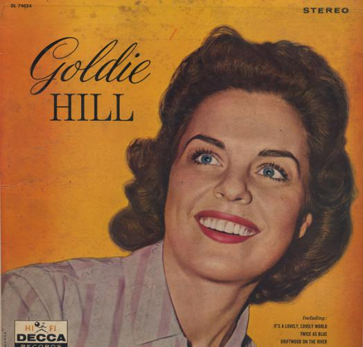Goldie Hill