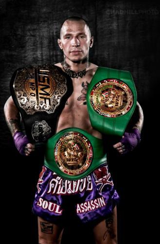 Kevin Ross (Muay Thai fighter)