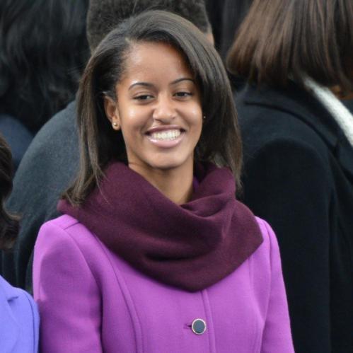 Malia Ann Obama
