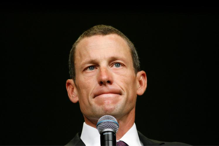 Lance ArmstrongProfile, Photos, News and Bio