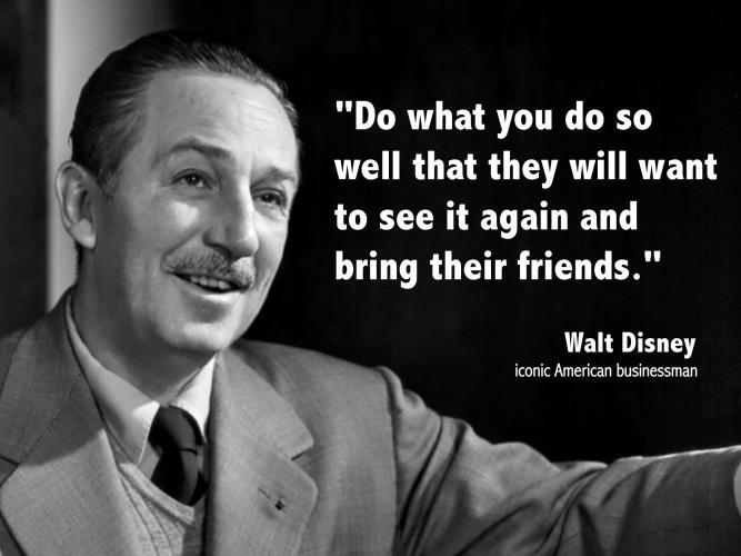Walt DisneyProfile, Photos, News and Bio