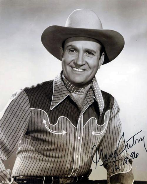Gene AutryProfile, Photos, News and Bio