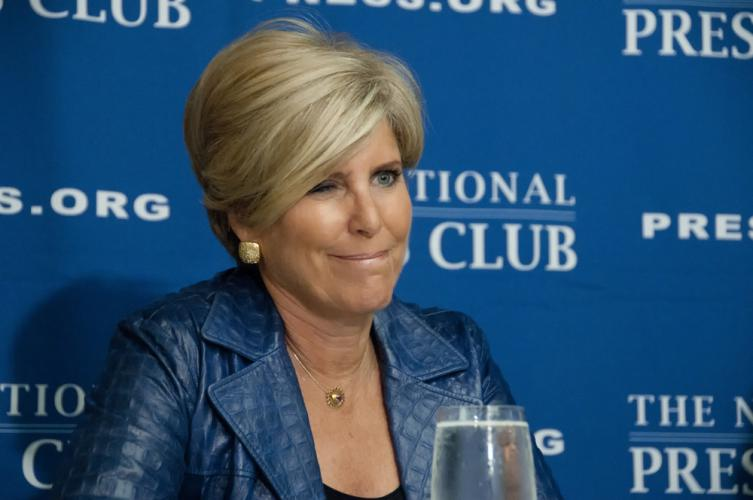 Suze OrmanProfile, Photos, News and Bio