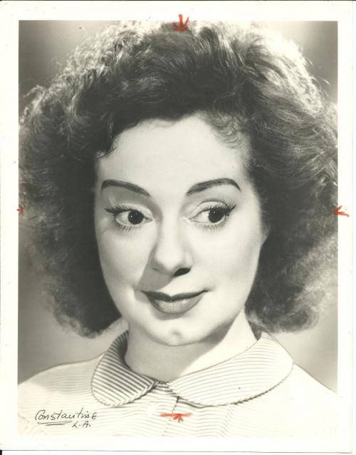 Elsa LanchesterProfile, Photos, News and Bio