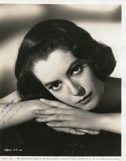 Susan KohnerProfile, Photos, News and Bio