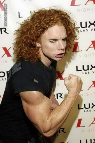 Scott 'Carrot Top' ThompsonProfile, Photos, News and Bio