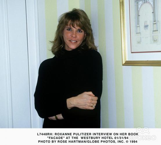 Roxanne PulitzerProfile, Photos, News and Bio